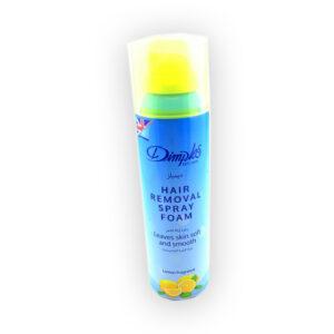 Dimples Hair Removal Spray Foam 200ml Sms